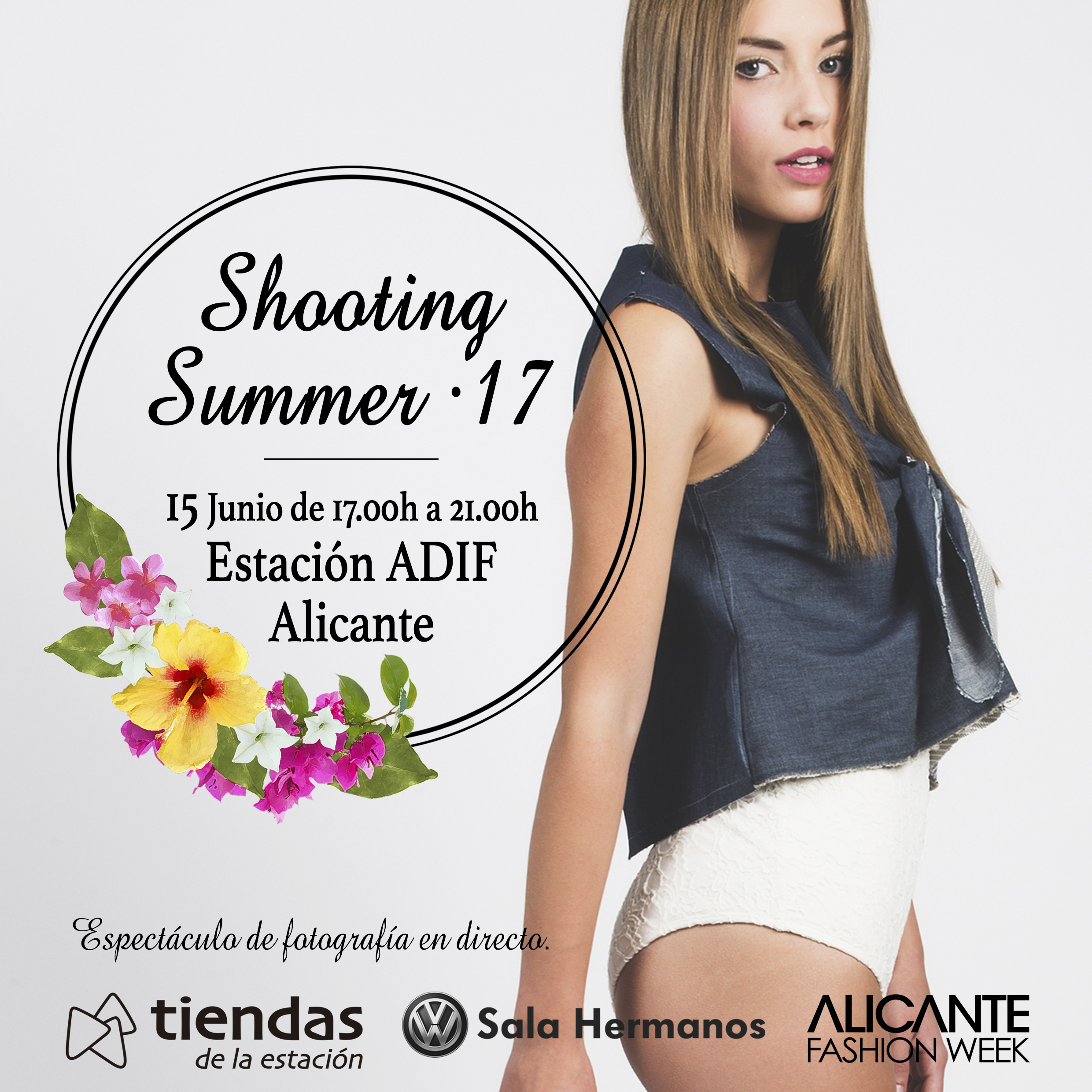 Cartel Shooting Summer17 ADIF, AFW17