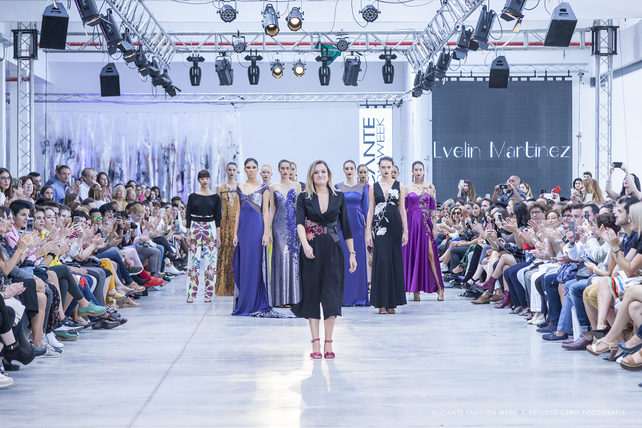 Evelin Martínez Alicante Fashion Week 2017