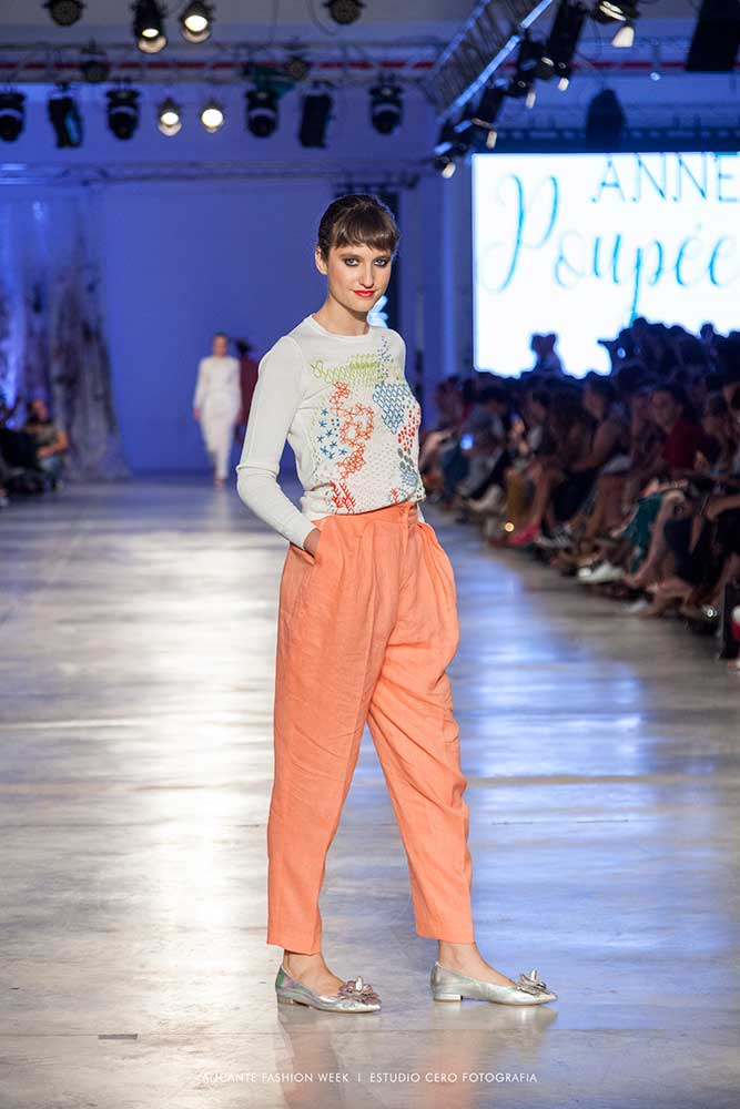 Anne Poupée Alicante Fashion Week 2017