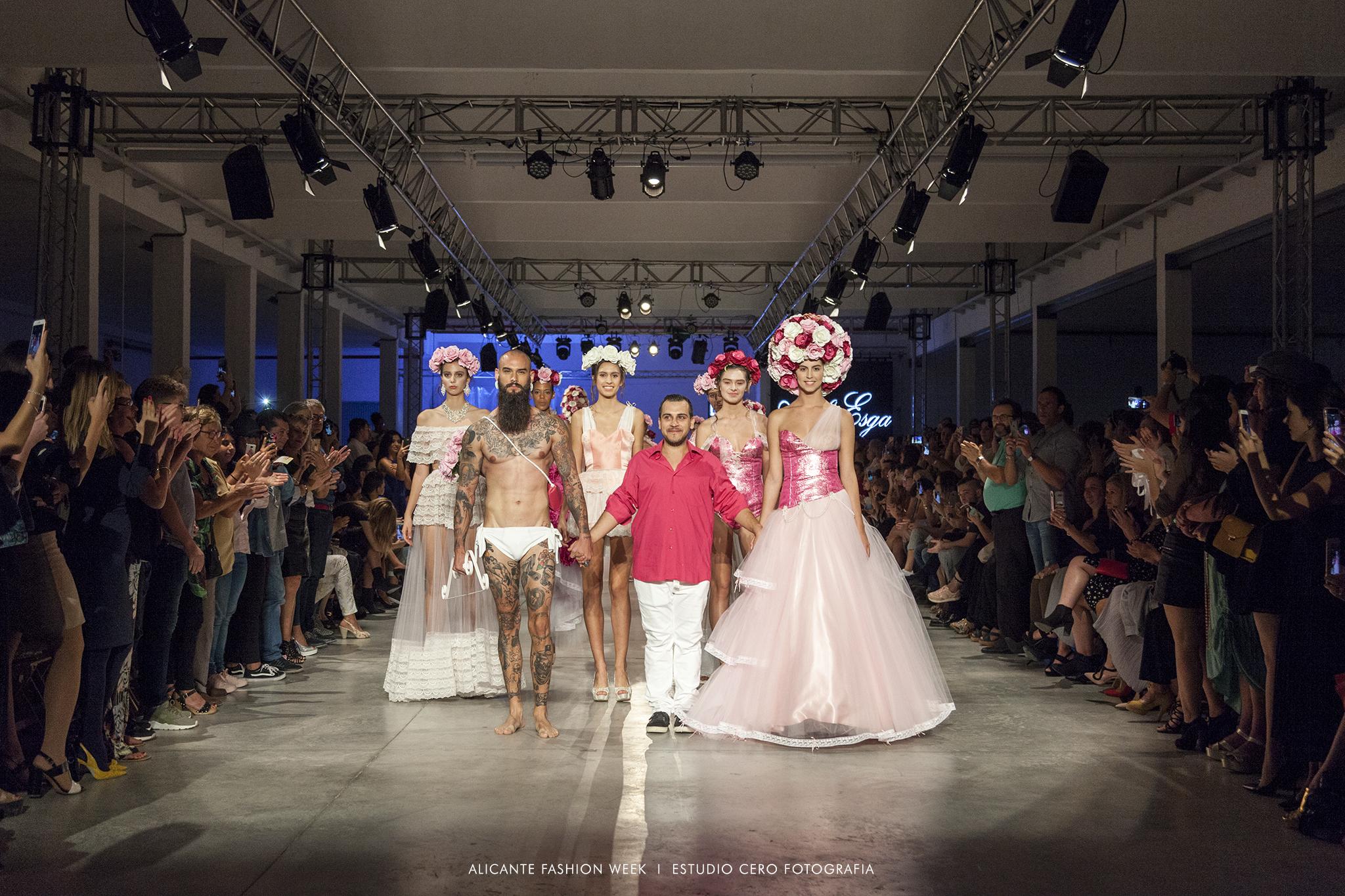Abel Esga Alicante Fashion Week 2017