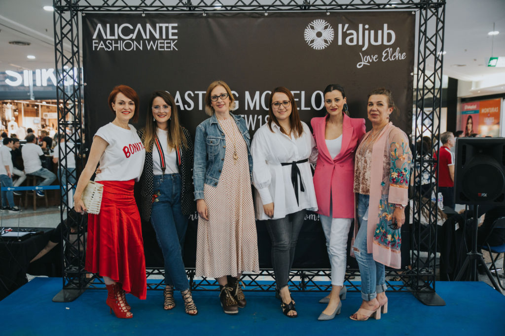 Jurado Casting Alicante Fashion Week