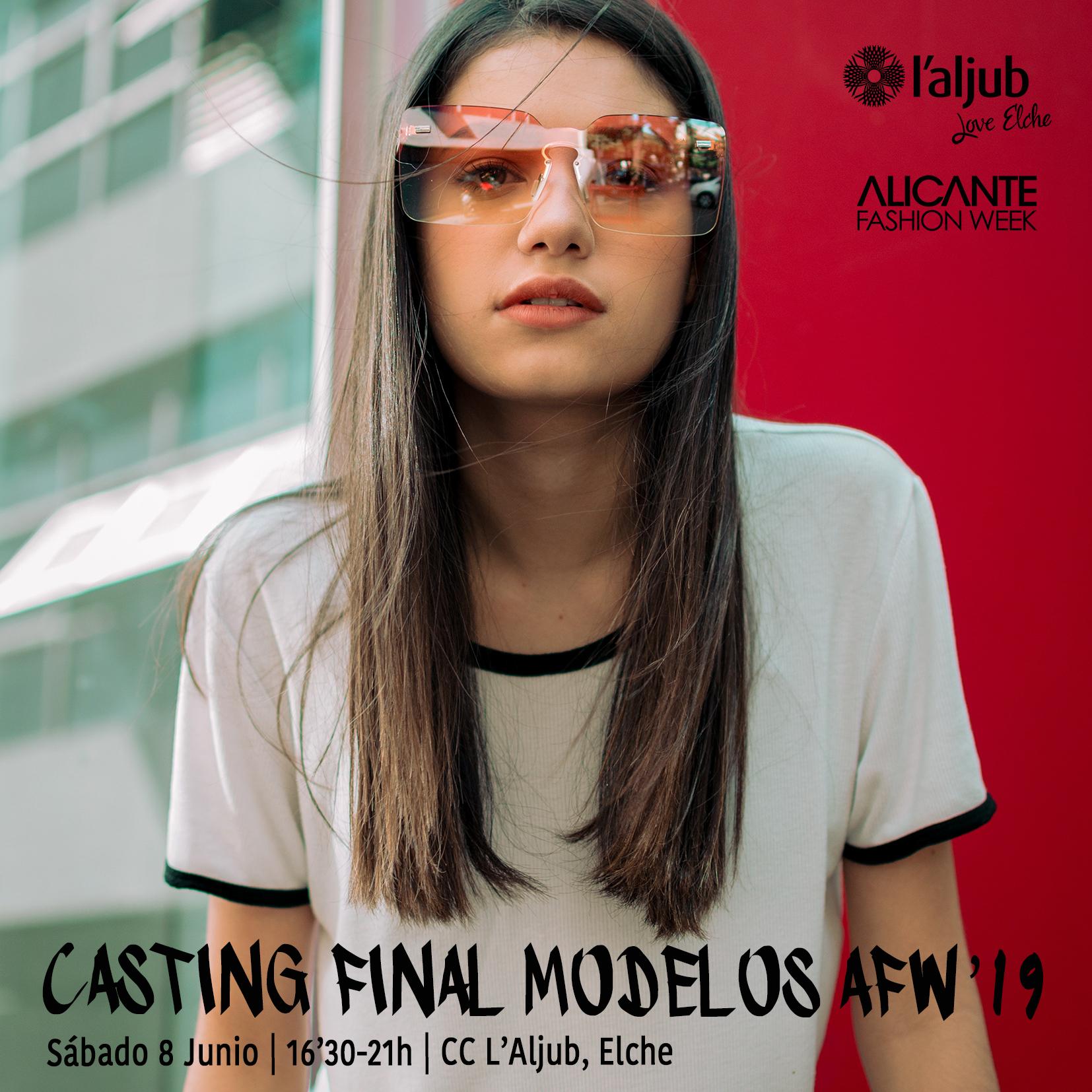 CARTEL CASTING MODELOS